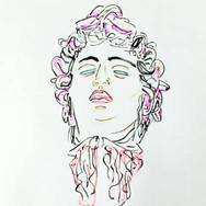 Poposki, Medusa (after Cellini)