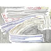 Poposki, Stroke I (after Roy Lichtenstein)