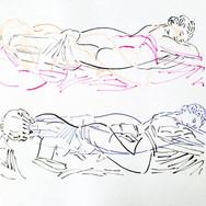 Zoran Poposki, Sleeping Hermaphroditus