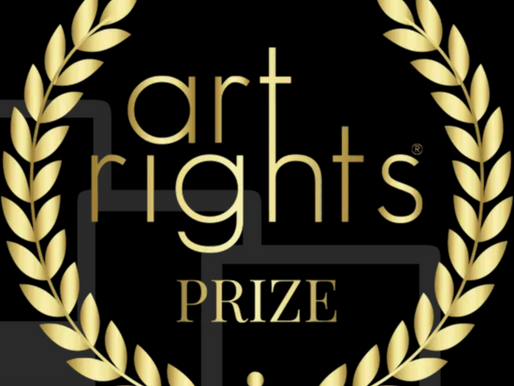 Zoran Poposki selected Finalist in the Art Rights Prize 2020