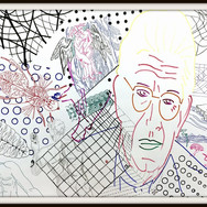 Poposki, B/Between (Jacques Lacan), 2016