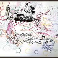 Poposki, K/C (Goya's Dream), 2016