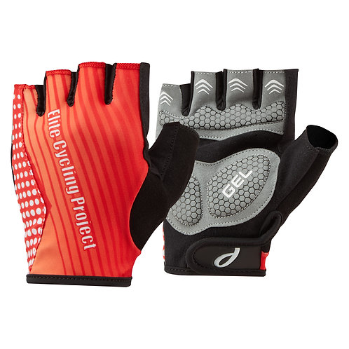 Elite Cycling Project Track Fingerless Cycling Gloves