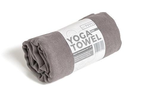 Blue Dove Yoga Mat Towel Large Lightweight Absorbent Non Slip Mat Cover