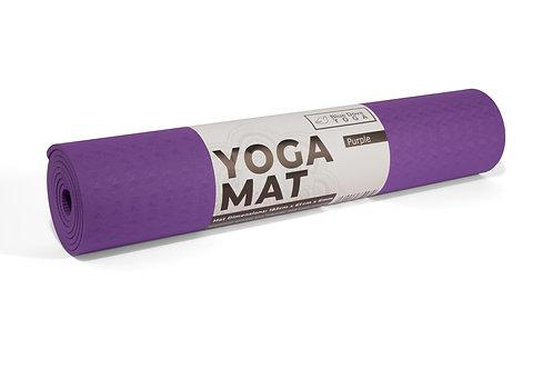 Blue Dove Yoga Non Slip TPE Eco Friendly Yoga Mat