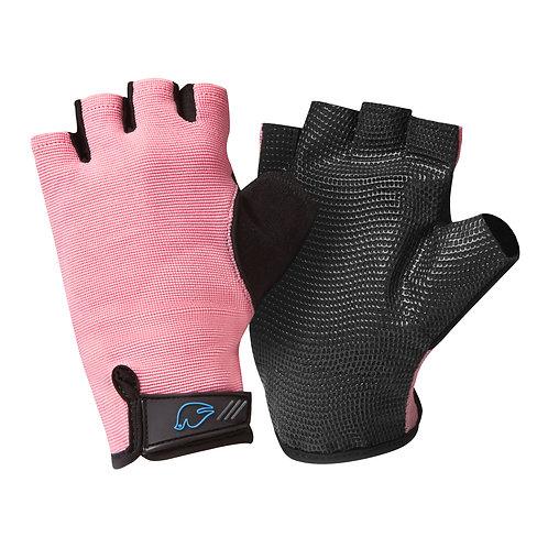 Blue Dove Yoga Gel Padded Non Slip Yoga Gloves
