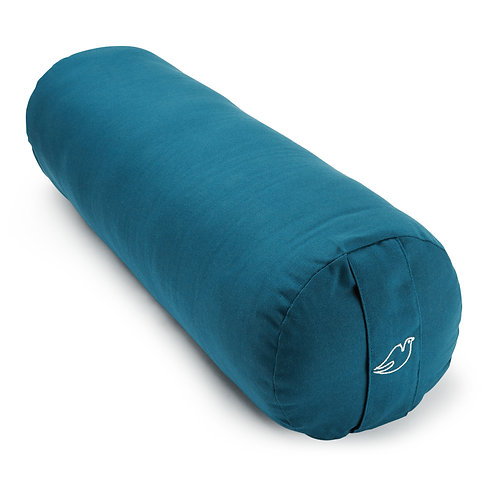 Blue Dove Yoga Bolster Made From Organic Cotton