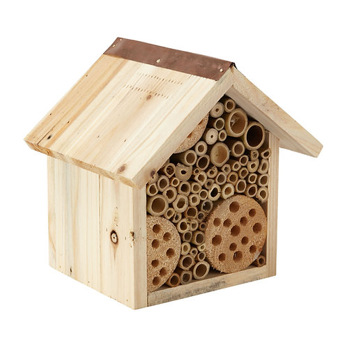 Insect Hotel Bee and Bug Cottage