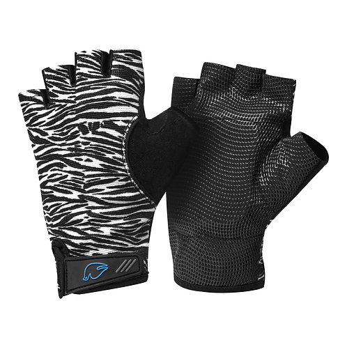 Blue Dove Yoga Gel Padded Non Slip Yoga Gloves