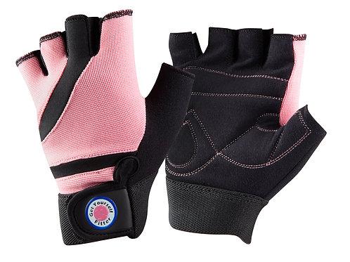 GetYourselfFitter Women's Cross Training Weight Lifting Gloves