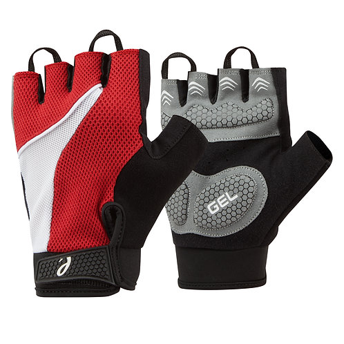 Elite Cycling Project Urban Fingerless Cycling Gloves