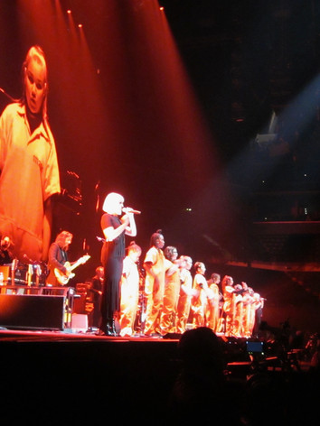 Barclay's Center with Roger Waters