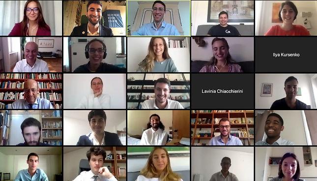 European Youth Debate 2020 - Digital Edition