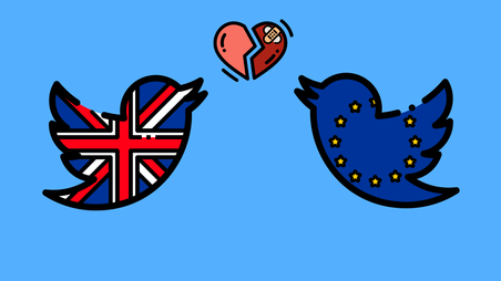 People and #Brexit: an analysis of public opinion at the time of Twitter