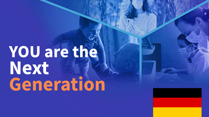 YOU are the Next Generation: German Recovery and Resilience Plan