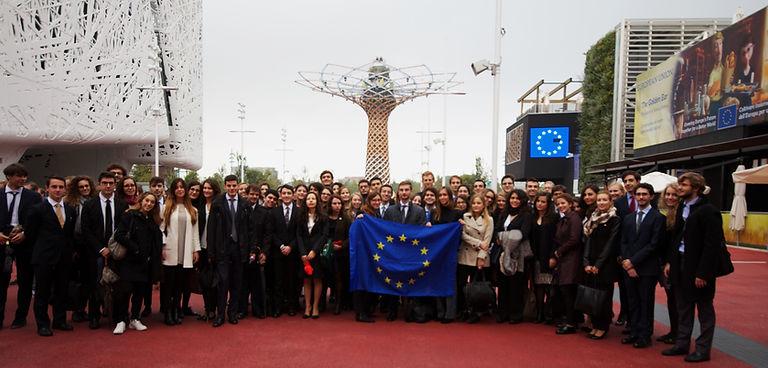 European Youth Debate @EXPO 2015 – Road to zero poverty