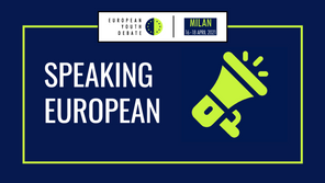 Roundtable 3: Speaking European