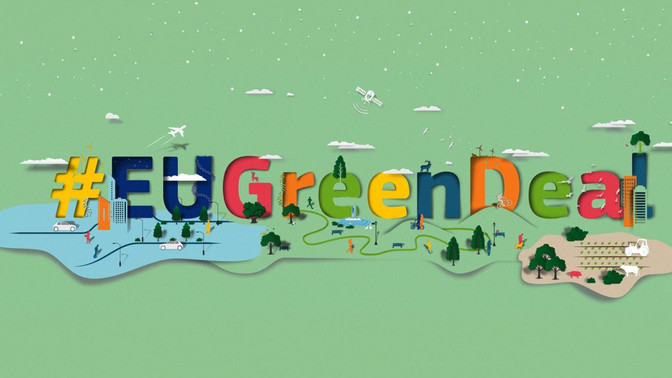 Tackling environmental challenges: the European Green Deal