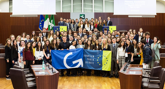 European Youth Debate 2019