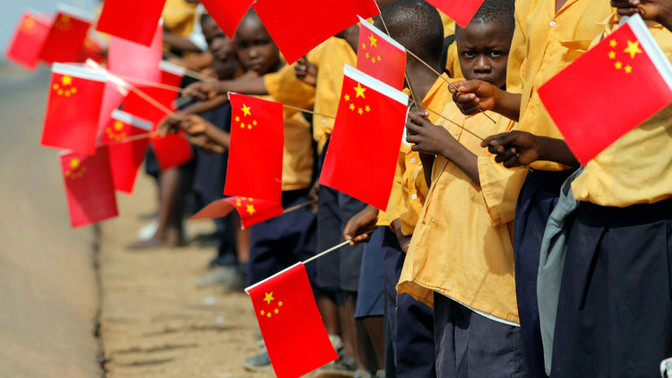 China in Africa = EU's nightmare