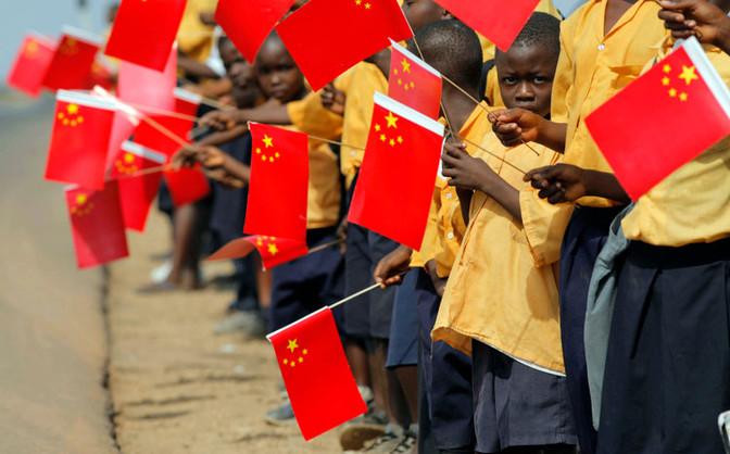 China in Africa = EU's nightmare