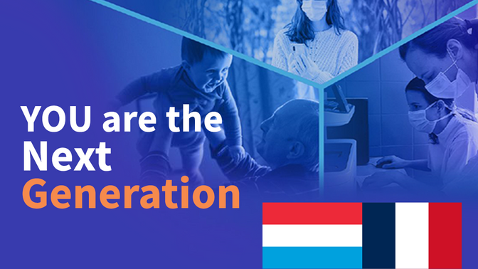 YOU are the Next Generation: French and Luxembourg Recovery and Resilience Plans