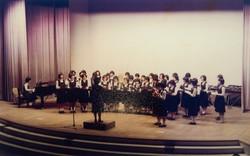 1977 chorus competition