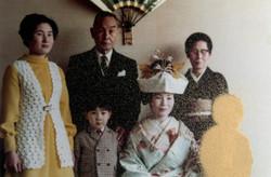 1970 aunt's wedding