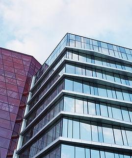 moderní budova