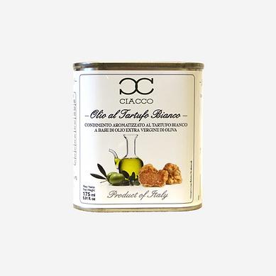 Olio al tartufo Bianco in Latta