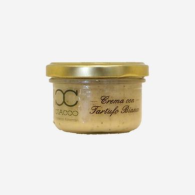 Crema con tartufo Bianco, Funghi e Forma