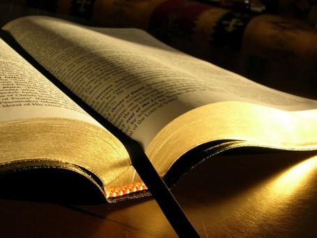 ¿La Biblia es la Palabra de Dios? ¿Es en serio?