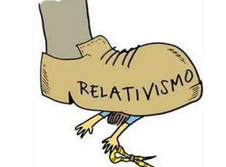 La dictadura del Relativismo, ¡sálvese quien pueda!