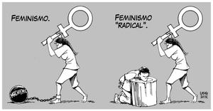 Feminismo y feminismo radical