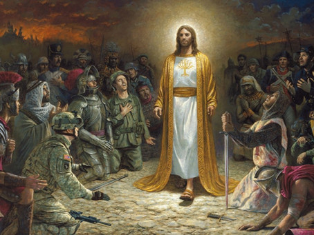 Jesucristo es Dios: Segundo round