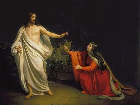 """A la Señora María Josefa Coronel, sobre """"las mujeres de Dios"""""""