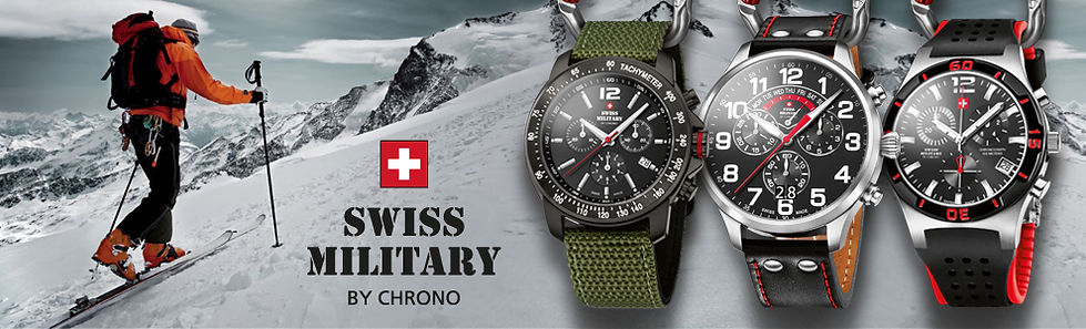 Swiss Military by Chrono Banner