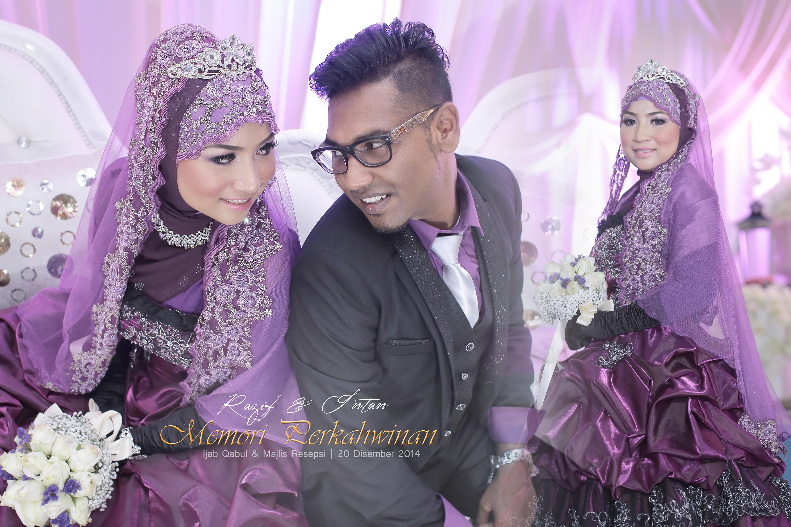 Fifi & Razif Wedding