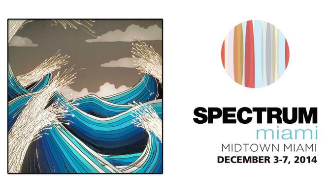 Spectrum Miami 2014 - Enrique Machado - Booth #S823