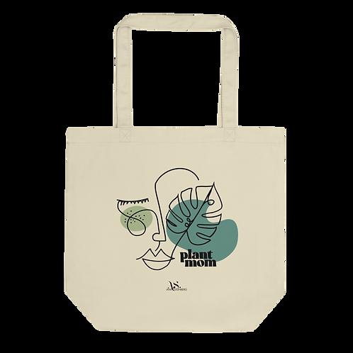 Plant Mom Eco Tote Bag