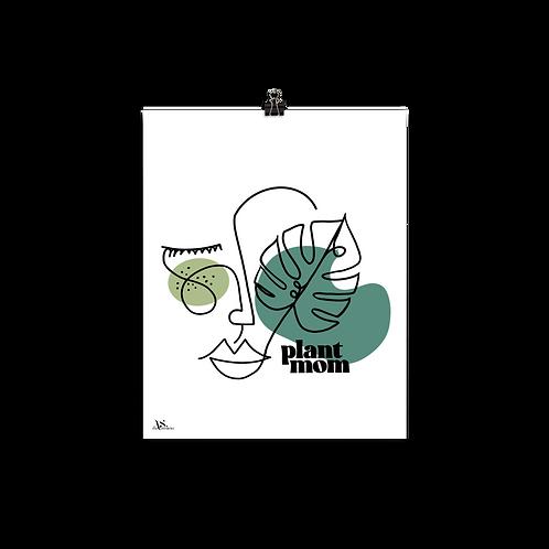 Plant Mom Print