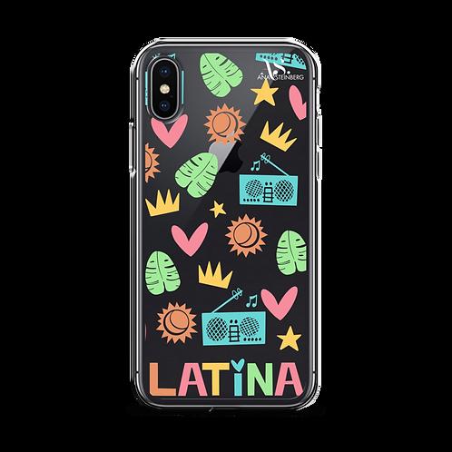 Latina iPhone Case