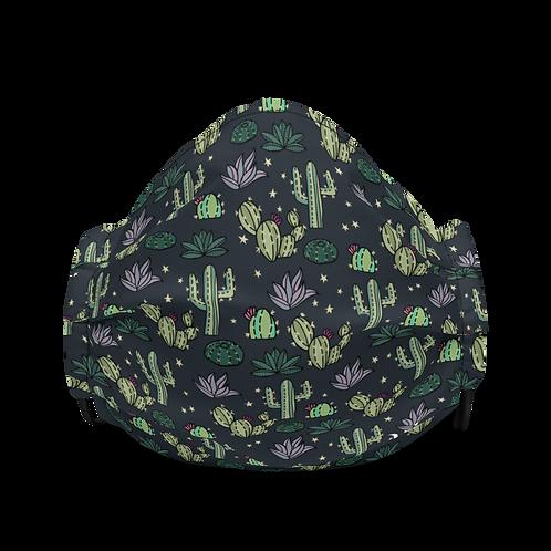 Cacti Premium Face Mask