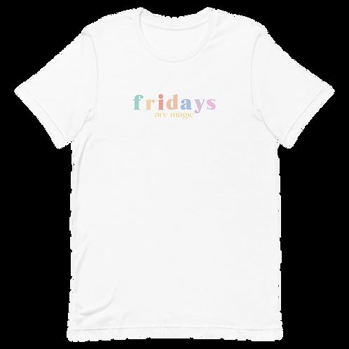 Fridays Are Magic Tee