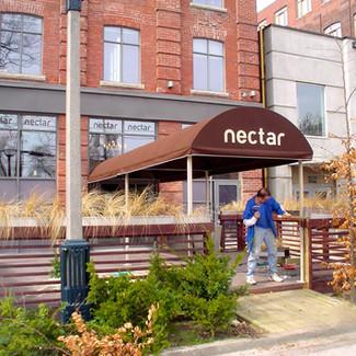Nectar Entrance Canopy