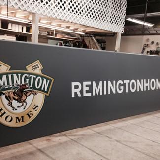 Remington Homes Awning