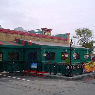 East Side Mario's Patio Enclosure