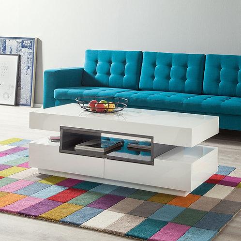 Mesas De Centro Diseño Minimalista Ref: Livo x (110X55X38)