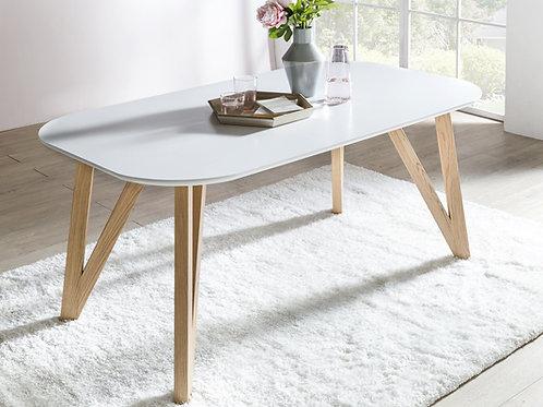 Mesa de Comedor diseño Nordico Ref: Trixy (140x80x78)