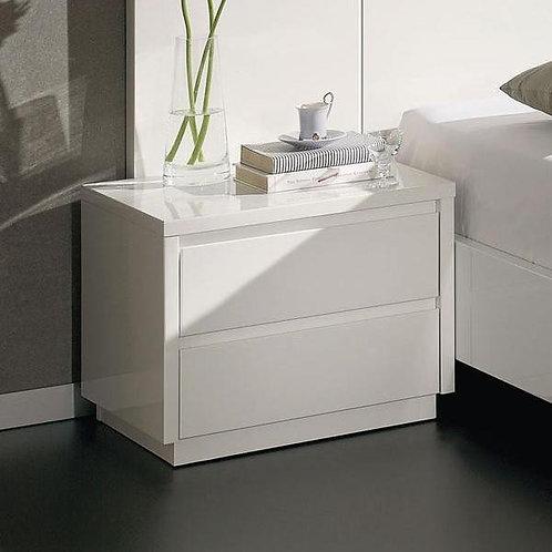 Mesa de Noche Diseño Minimalista Ref: Navi (50X40X45)